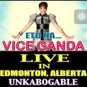 Vice Ganda The Unkabogable Concert Tour 2012 Edmonton